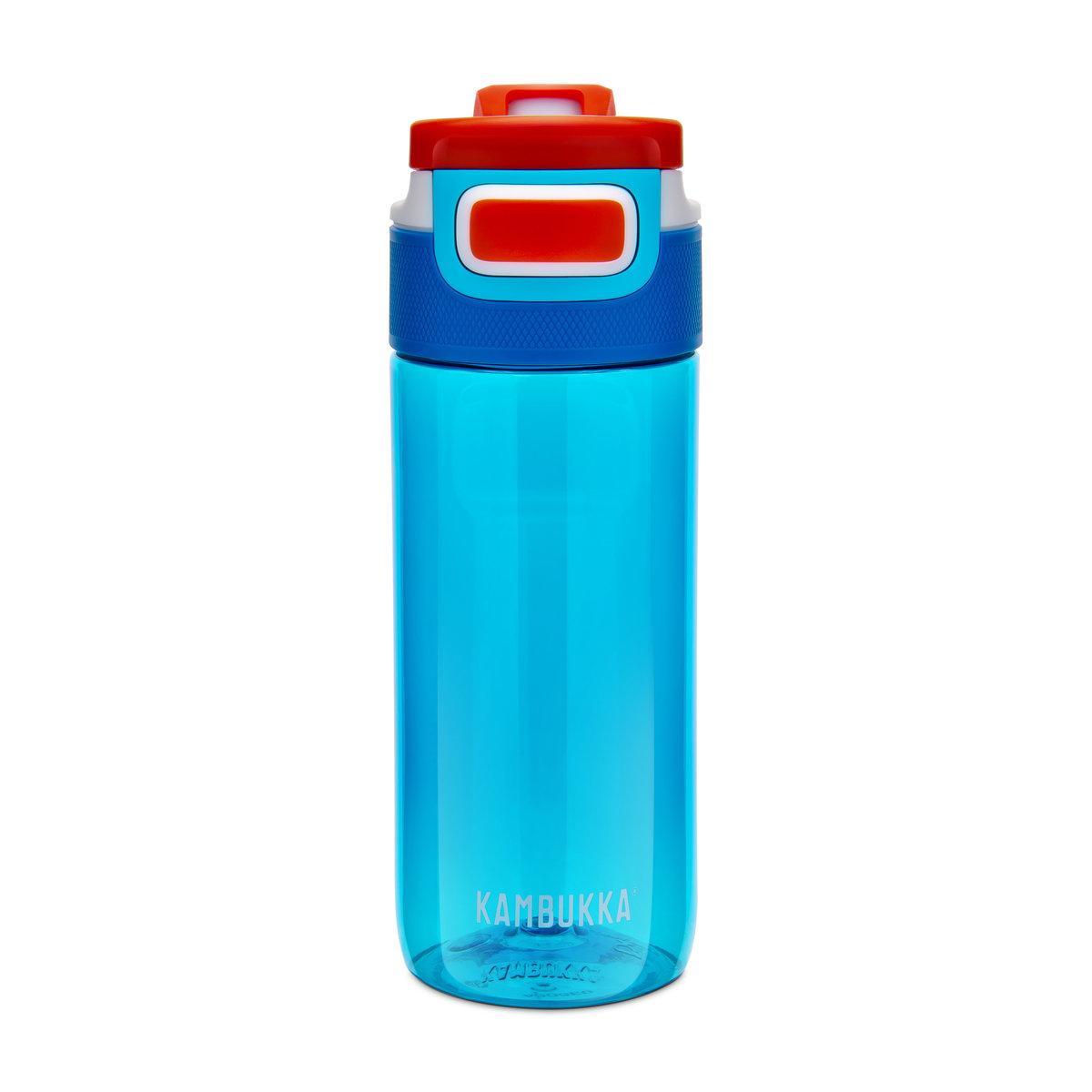 Kambukka Elton 3 in 1 Snap clean Water Bottle (Tritan) 17oz (500ml) - Caribbean