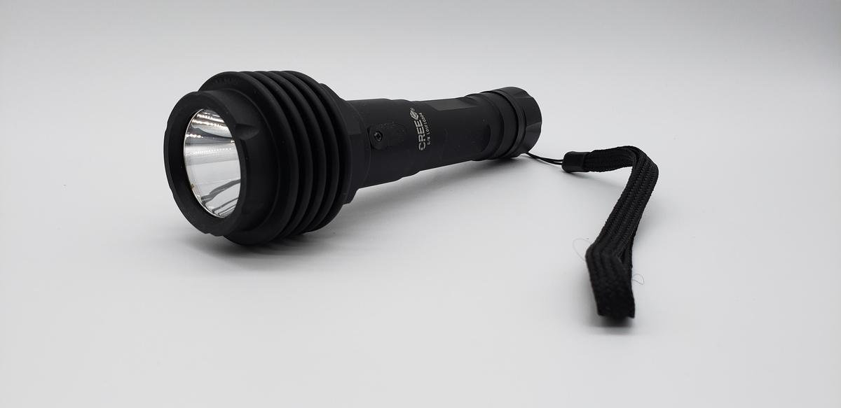 Serpent (LSL01) Tactical Rechargeable LED Aluminum Flahslight