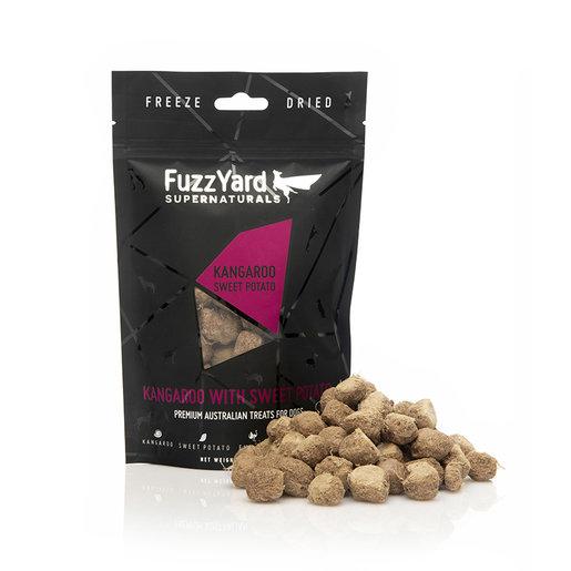 Freeze Dried Treats for Dogs Kangaroo with Sweet Potato 70g