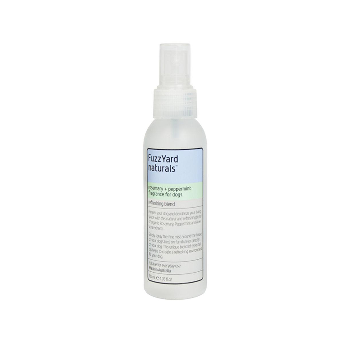 Refreshing Blend Rosemary + Peppermint Fragrance for Dogs 120 ML