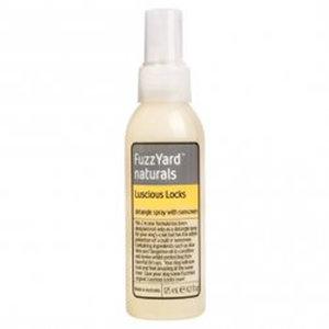 Fuzzyard 寵物適用護膚防曬噴霧 (蘆薈 + 柑橘) #K22   125 ML(024024)