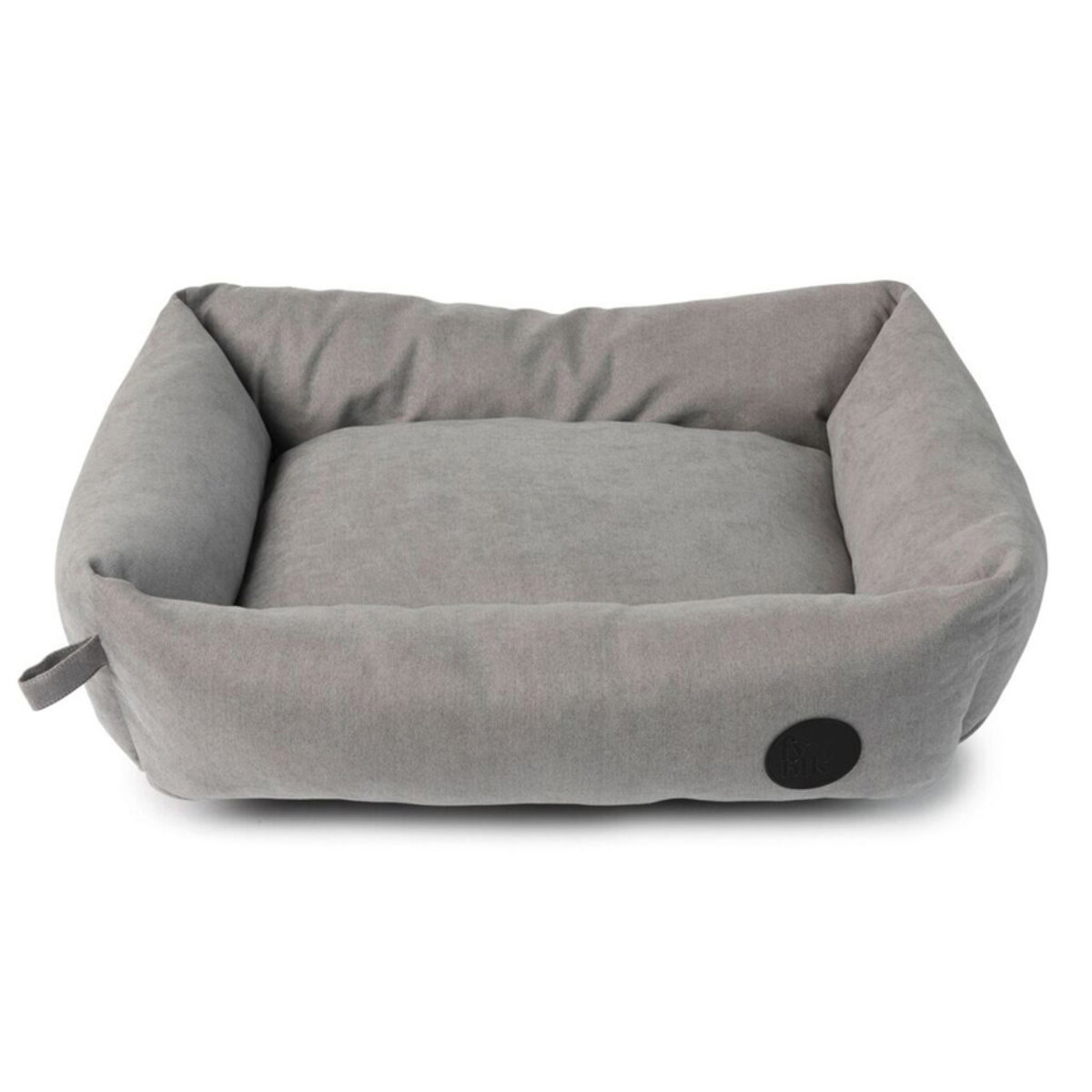 簡約貓犬長型梳化床(淺灰色L) K31