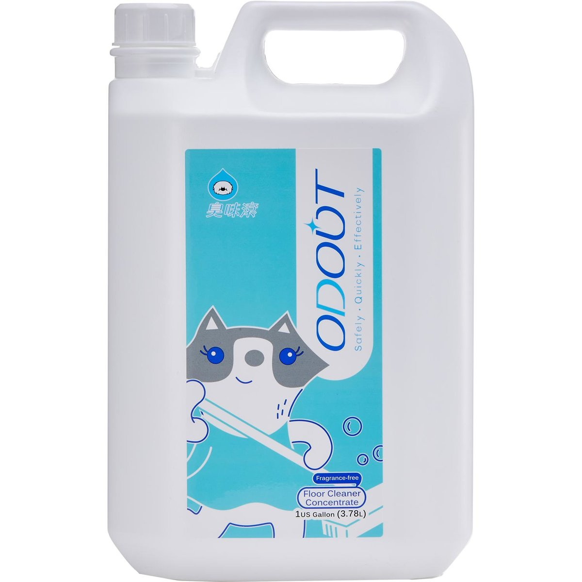 Floor Cleaner Concentrate for CAT 3.78 L(Q34)(184525)