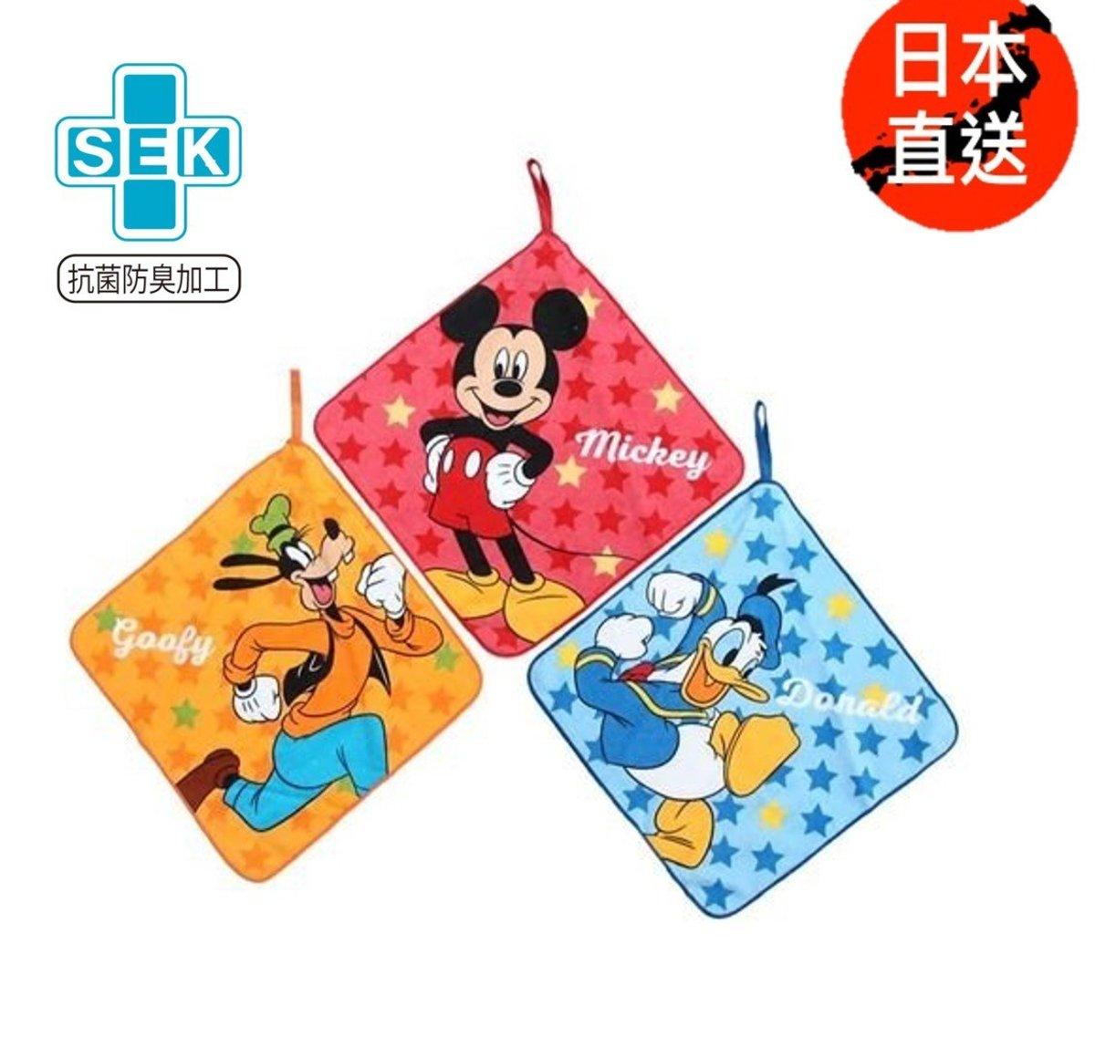 3P cotton multi-purpose hand towel(Licensed by Disney)