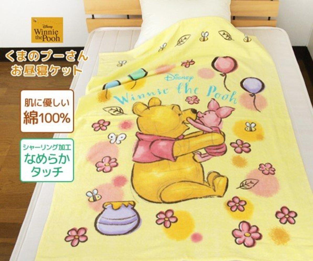 Plush blanket blanket(Licensed by Disney)
