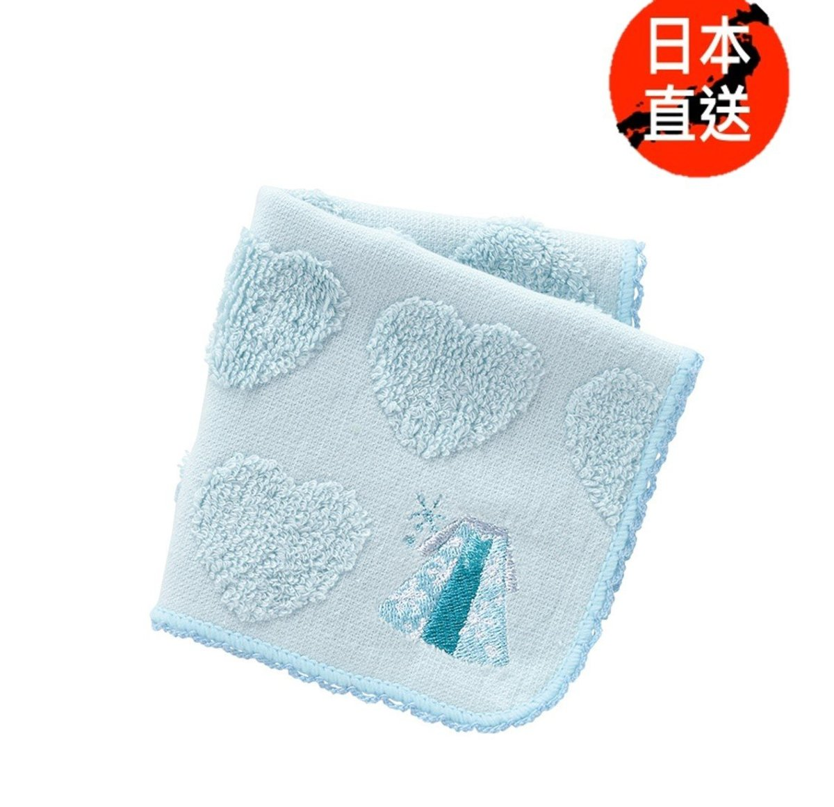 face towel(Elsa)(Licensed by Disney)