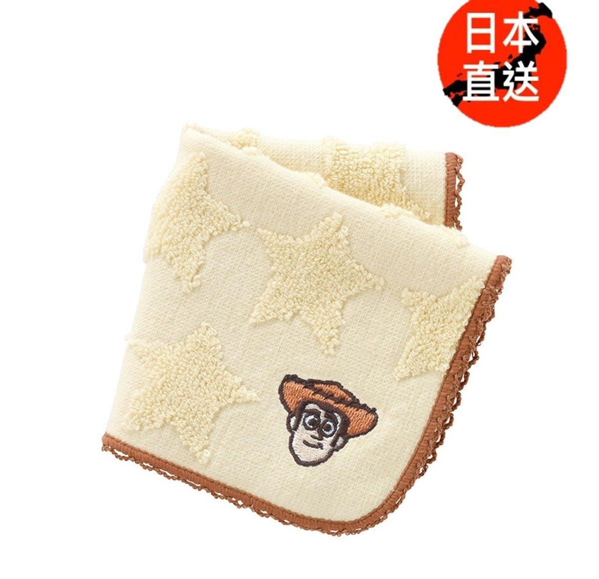 face towel(Woody)(Licensed by Disney)