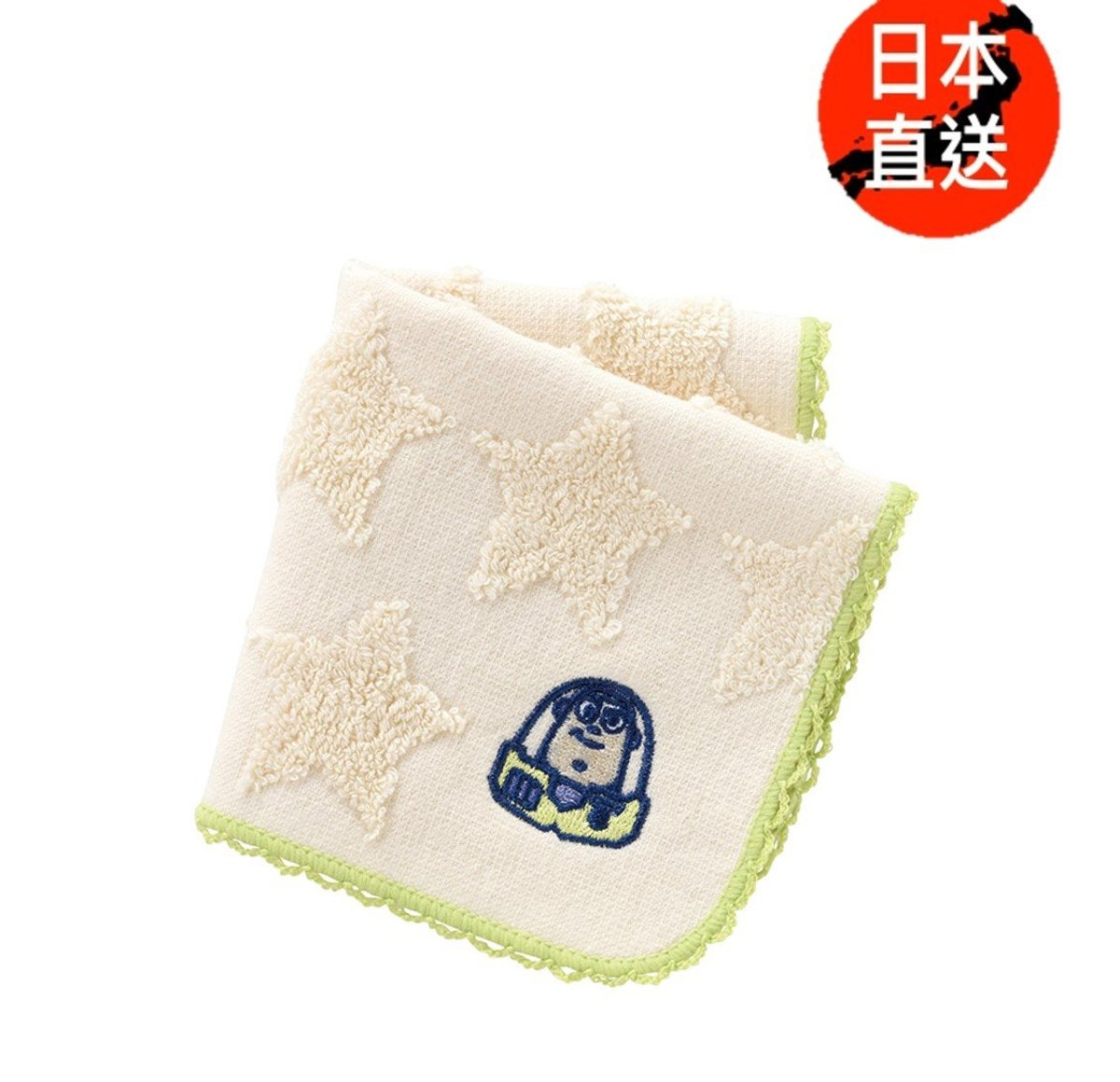 face towel(Buzz)(Licensed by Disney)