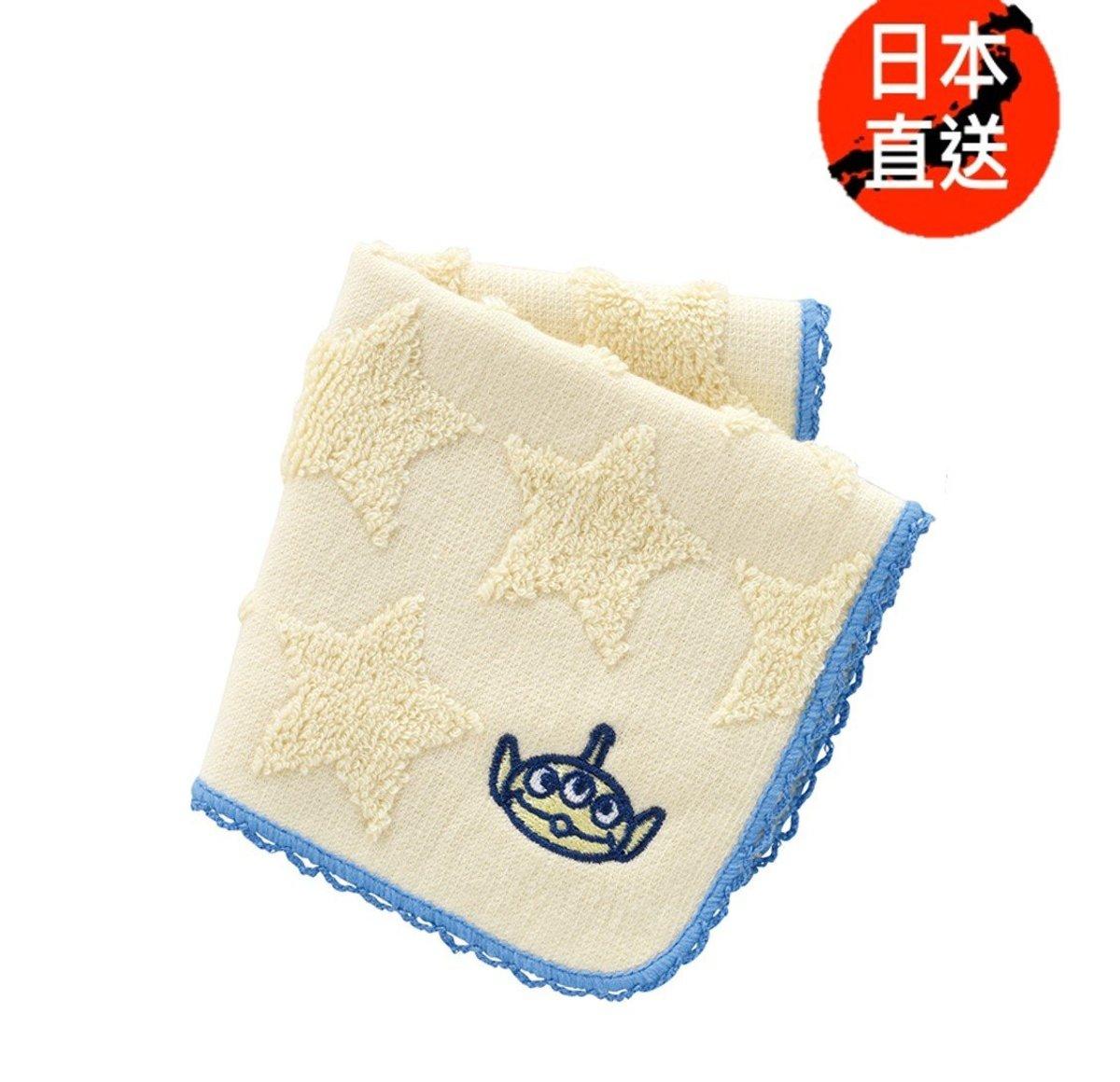 臉巾(三眼仔)(日本直送)(迪士尼許可產品)