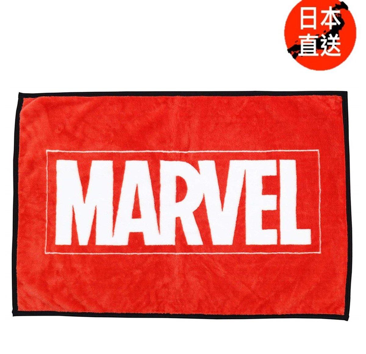 Plush blanket A(Licensed by Disney)