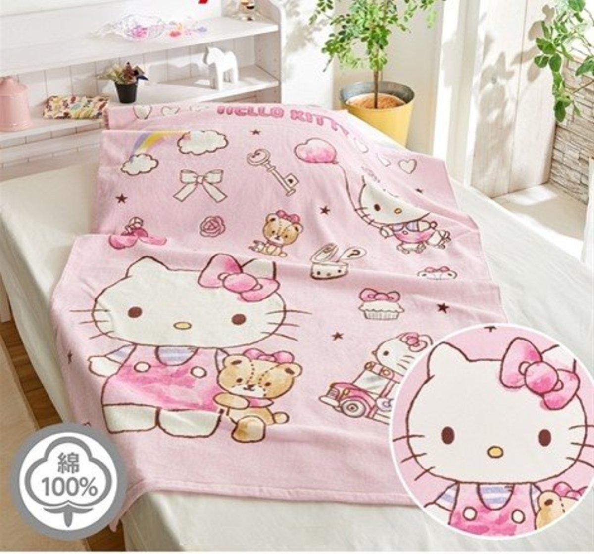 Plush blanket blanket