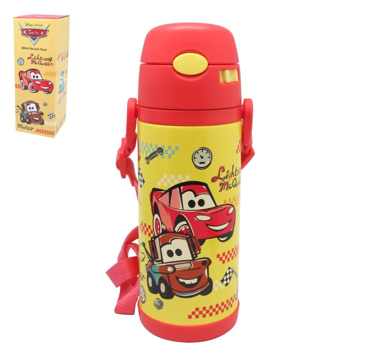 Vacuum Flask w/straw B (380ml) (Licensed by Disney)