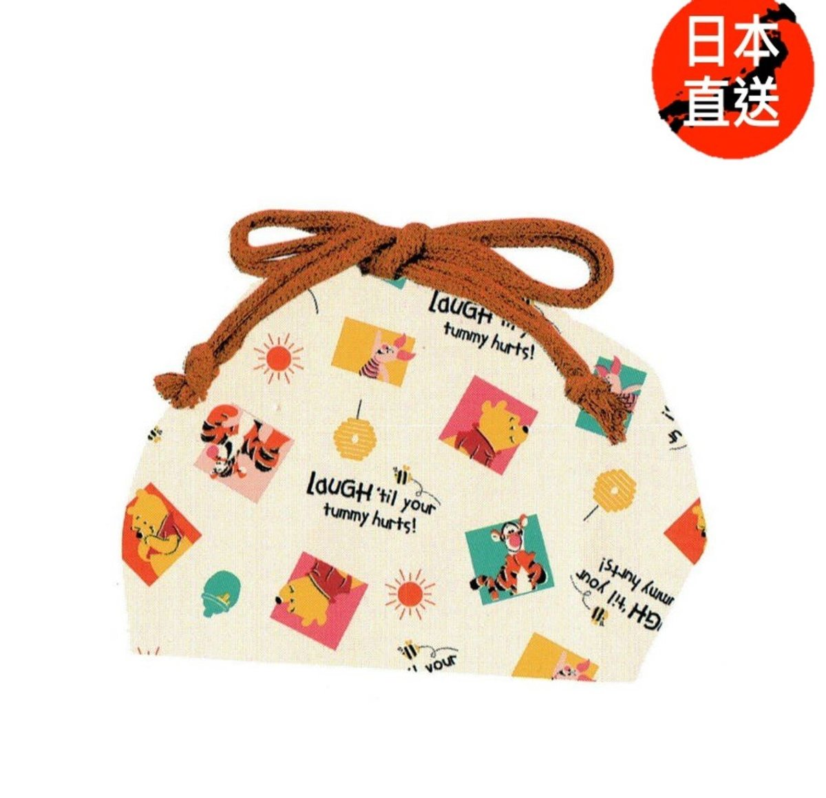 lunch box's bag C(Licensed by Disney)