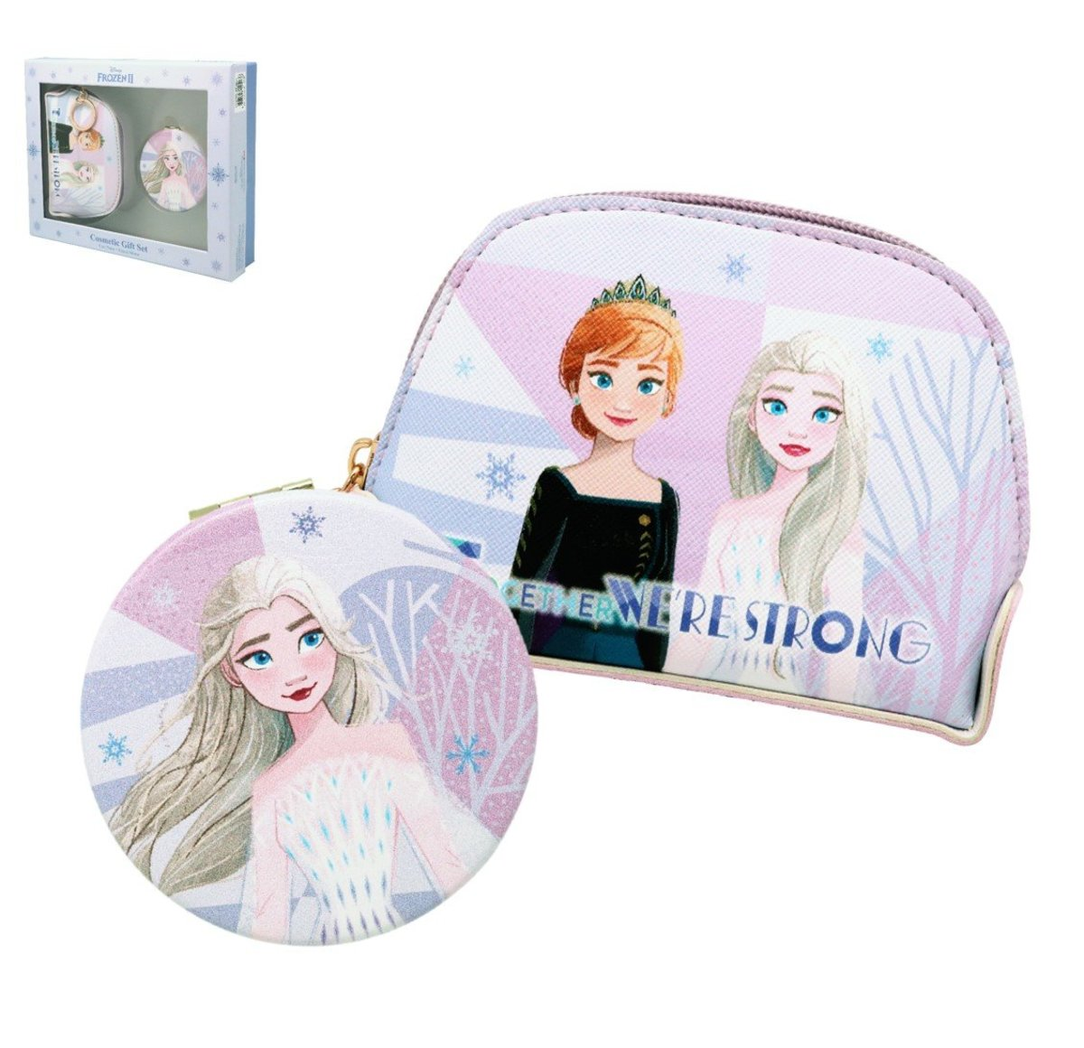 Frozen 2P Cosmetic Gife Set B