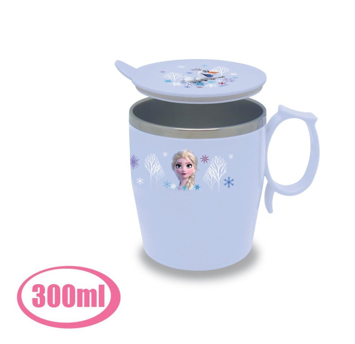 stainless steel cup A(300ml)  (Licensed by Disney)