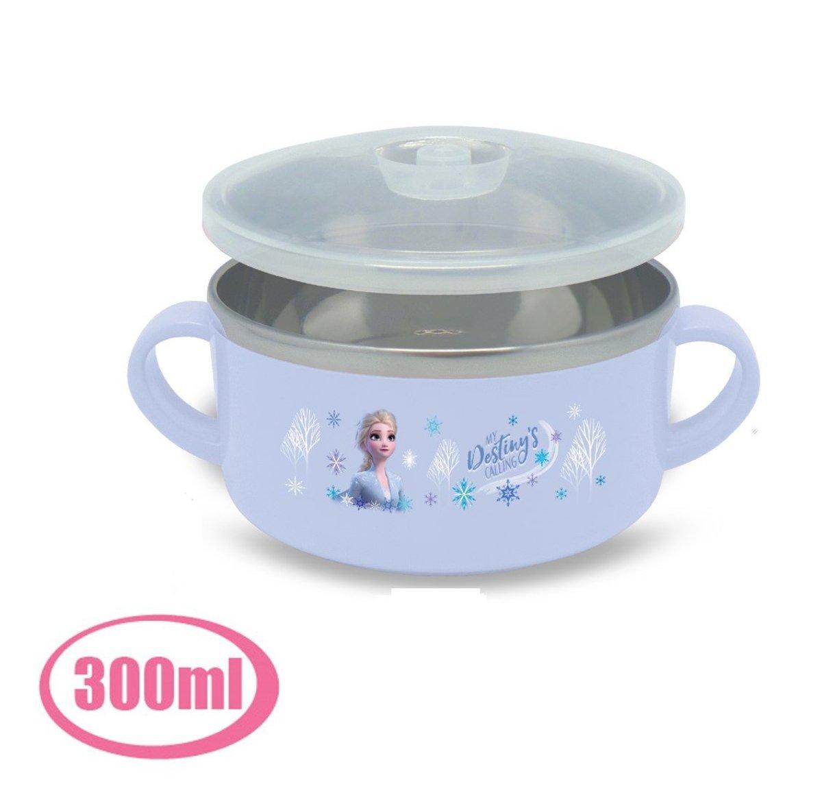 stainless steel  bowl(300ml)  (Licensed by Disney)