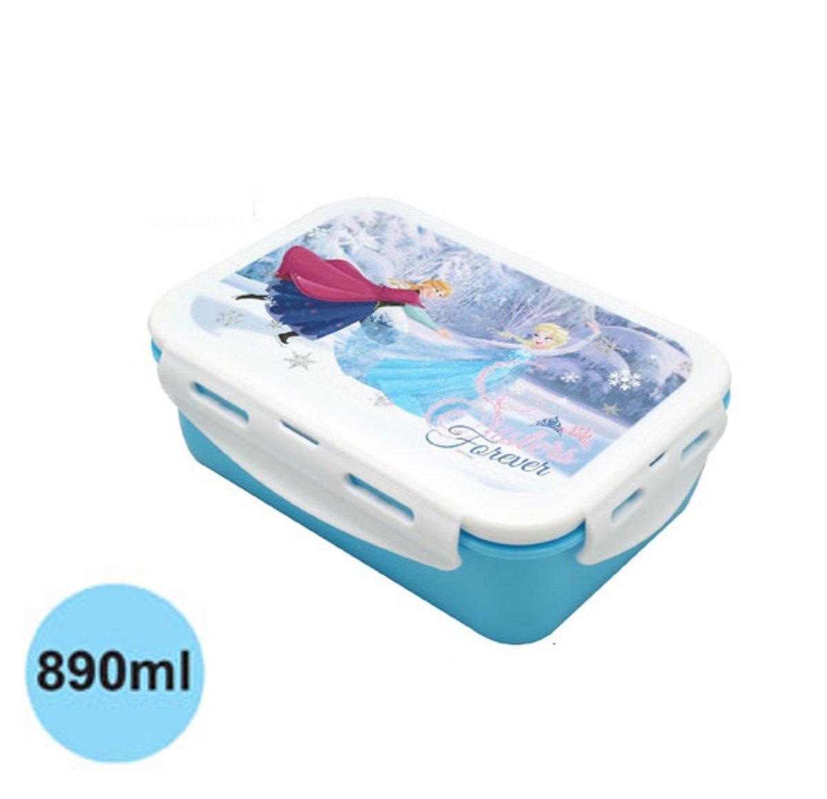 Frozen Lunch Box(890ml)(Licensed by Disney)