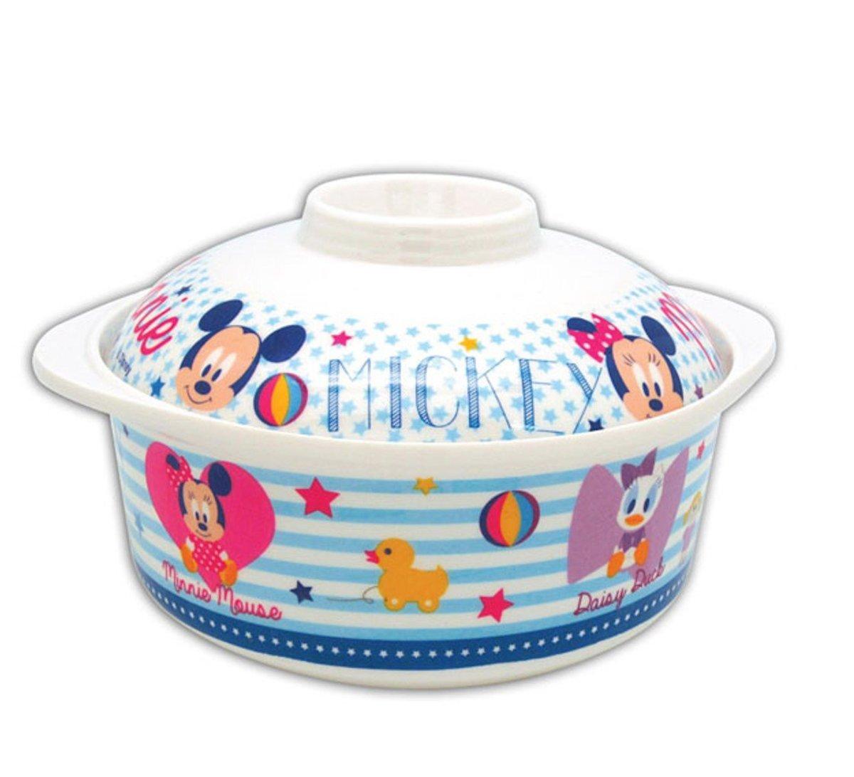 5.5 soup bowl w/lid(Licensed by Disney)