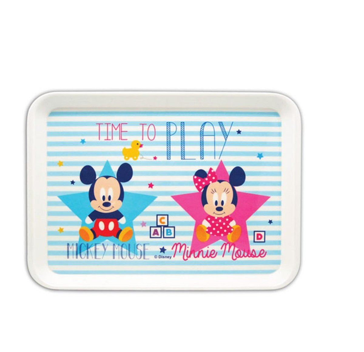 Melamine Tray (M)B(Licensed by Disney)