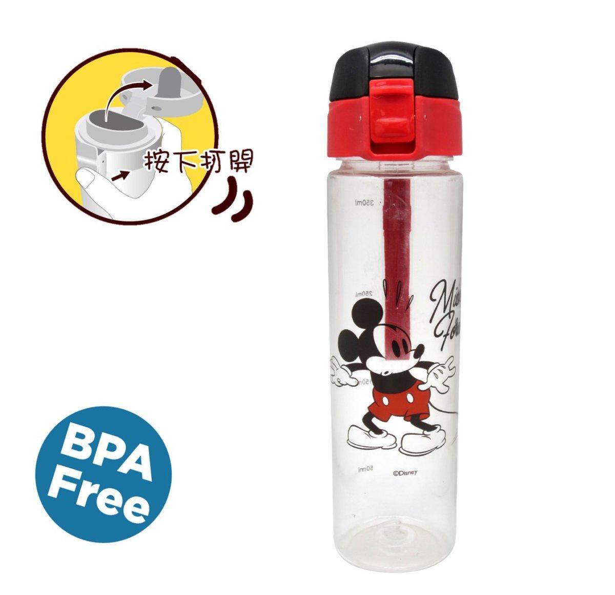 Disney迪士尼 --water bottle with Strap (400ml) (Licensed by Disney)