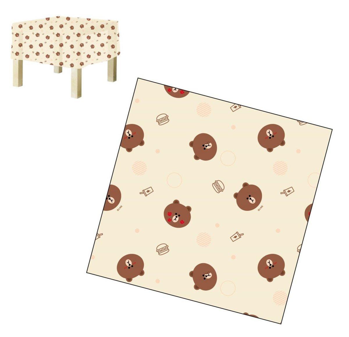 line Friends Tablecloth(square)