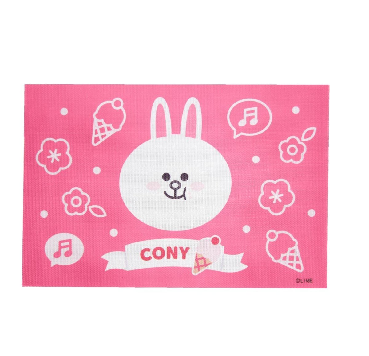 Fabric Placemat-Cony
