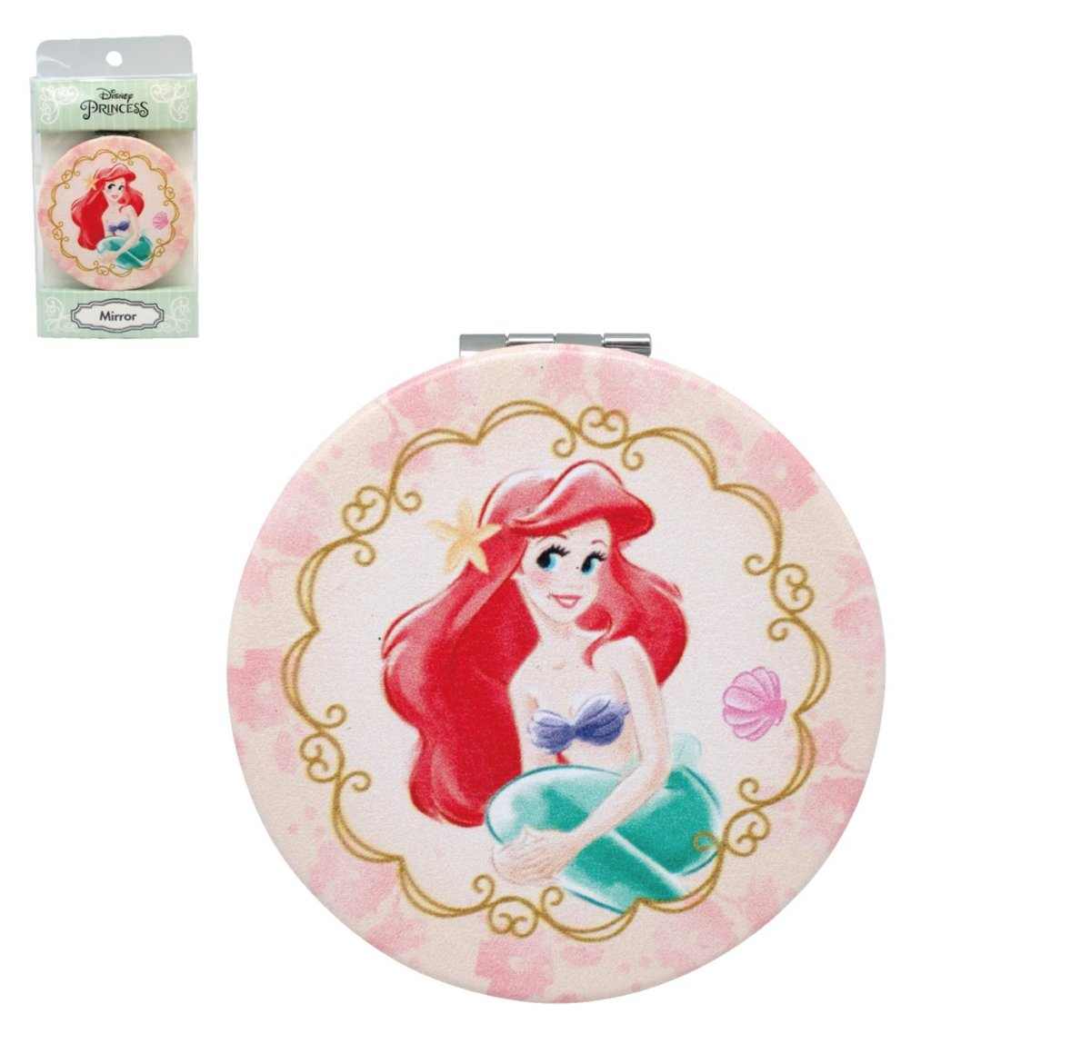 Disney迪士尼 --Square Mirror (Ariel) (Licensed by Disney)