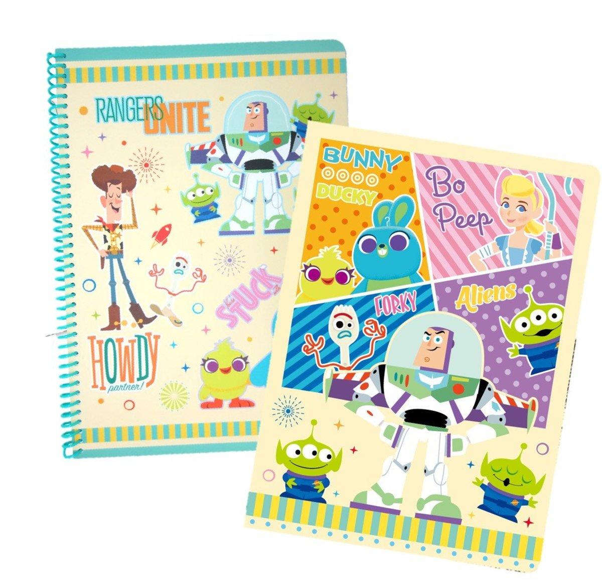 Disney迪士尼 --Notebook Set (Licensed by Disney)