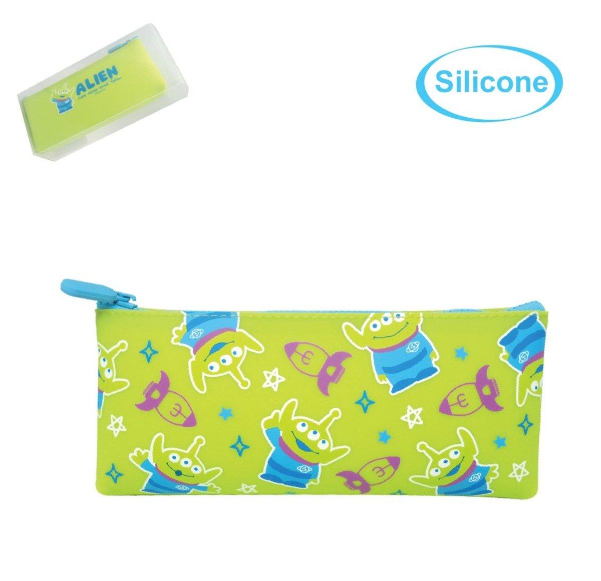 Silicone Pencil Bag(Alien)(Licensed by Disney)