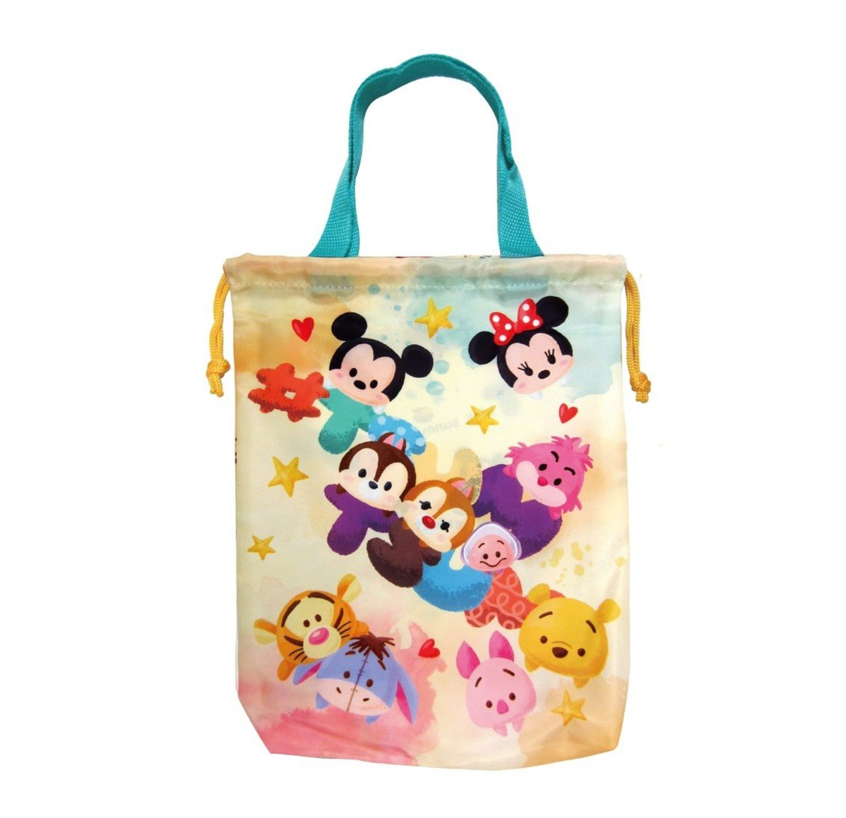 Disney迪士尼 -- Drawstring bag (Licensed by Disney)
