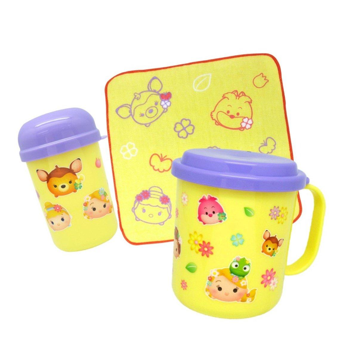兒童餐具套裝 D(迪士尼許可產品)