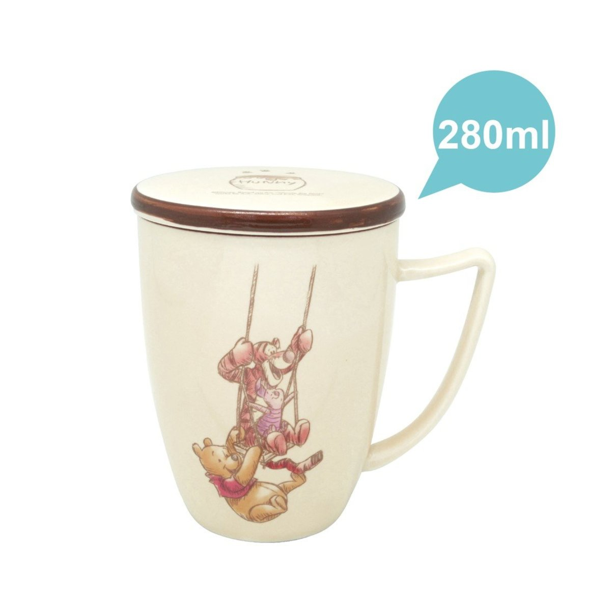 ceramic mug 175ml(Licensed by Disney)