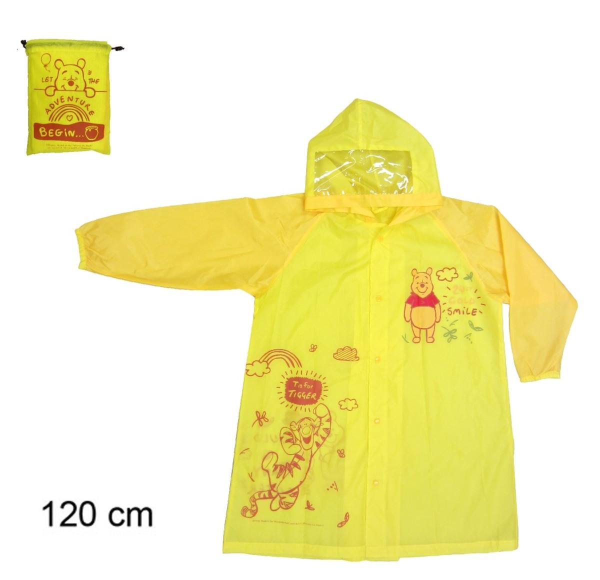 DISNEY-滌綸雨衣(120cm) C (迪士尼許可產品)