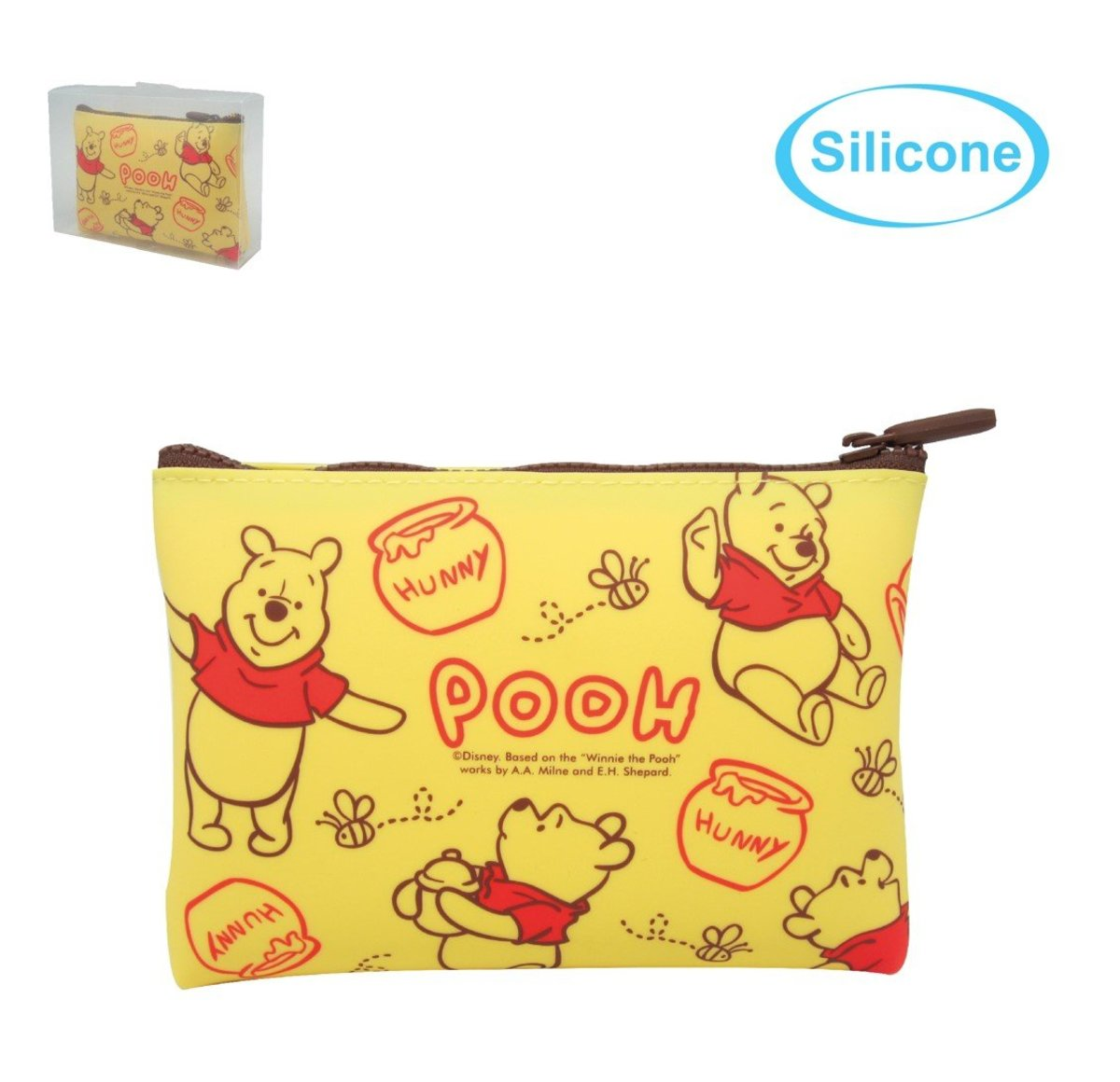 Silicone multipurpose bag(Licensed by Disney)