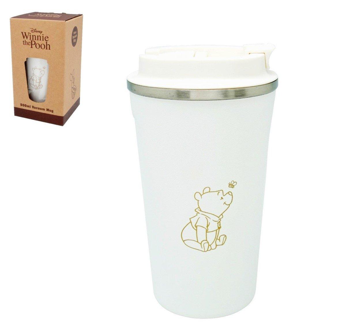 Disney迪士尼 --真空冷熱咖啡保溫杯 (500ml) (迪士尼許可產品)