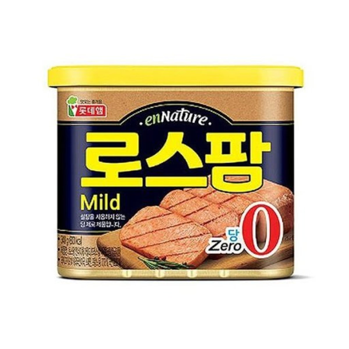 Lotte enNature Luncheon Meat 340g    [Parallel Import Product]