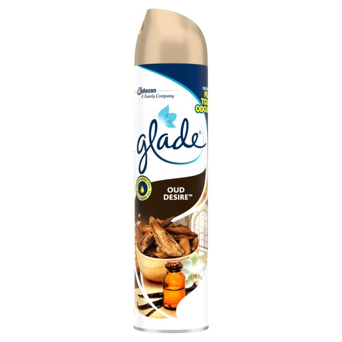 Glade Air Refresher Spray 300ml - OUD Desire [Parallel Import Product]