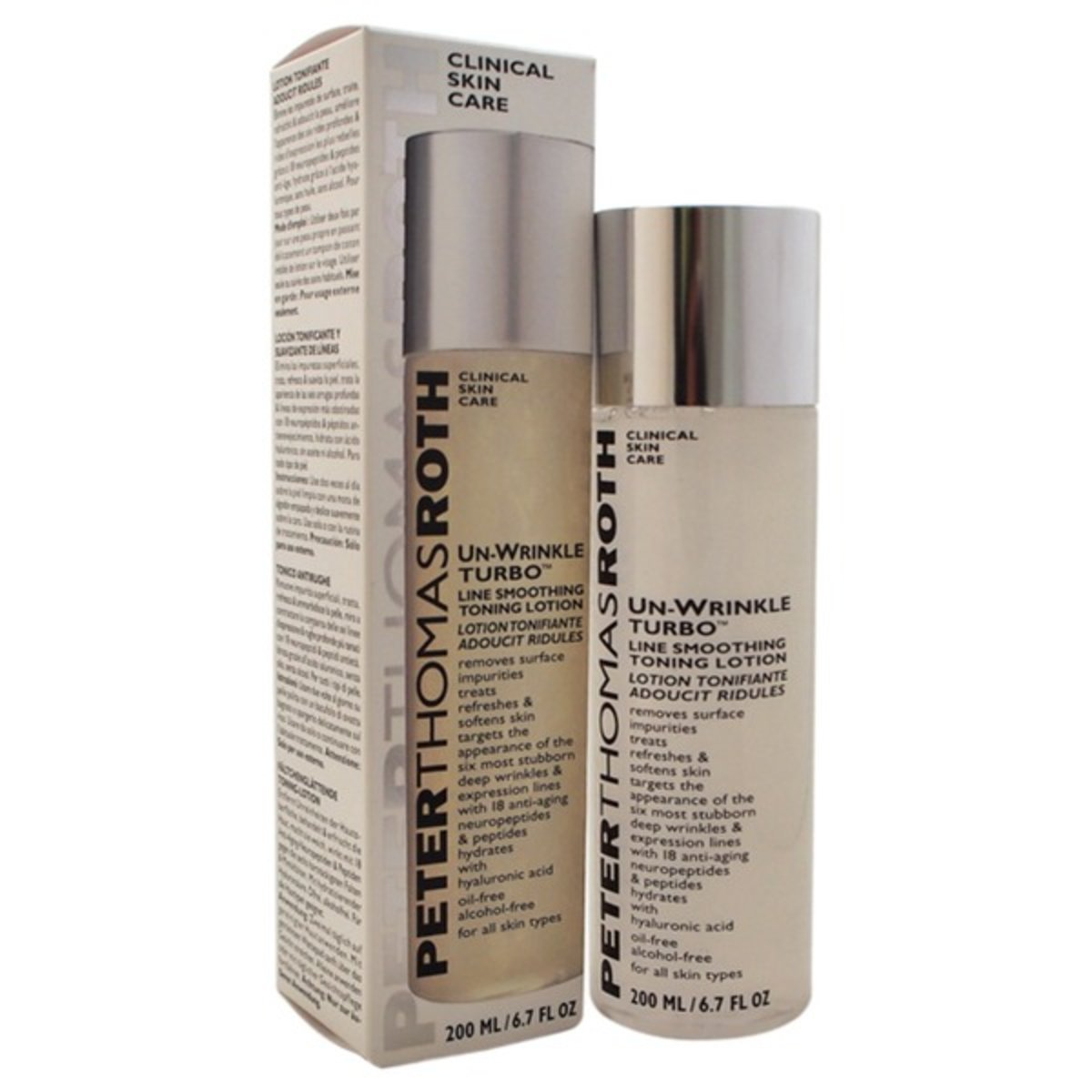 Peter Thomas Roth  抗皺爽膚水200ml