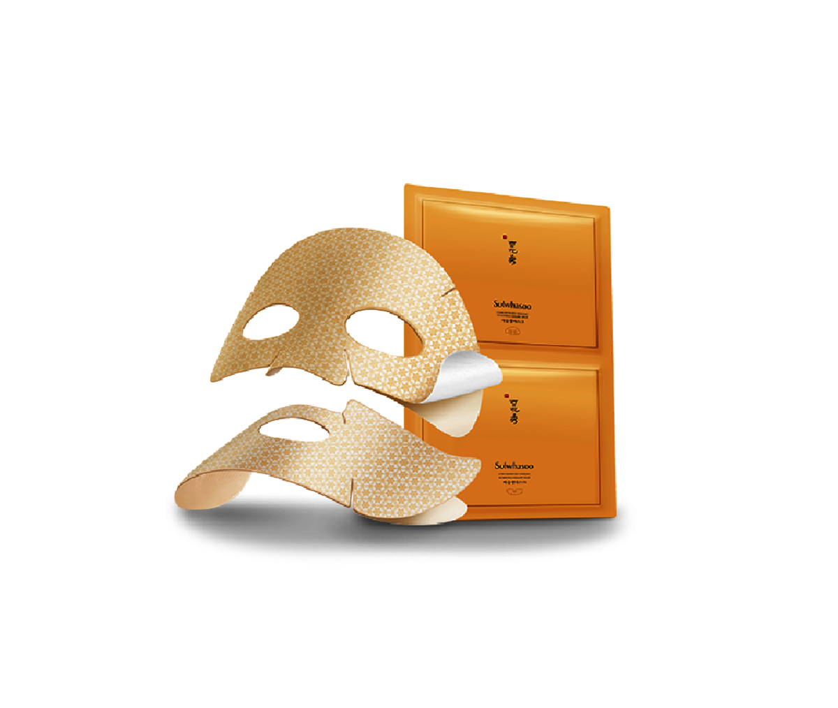 Concentrated Gingseng Mask 18g    [Parallel Import Product]