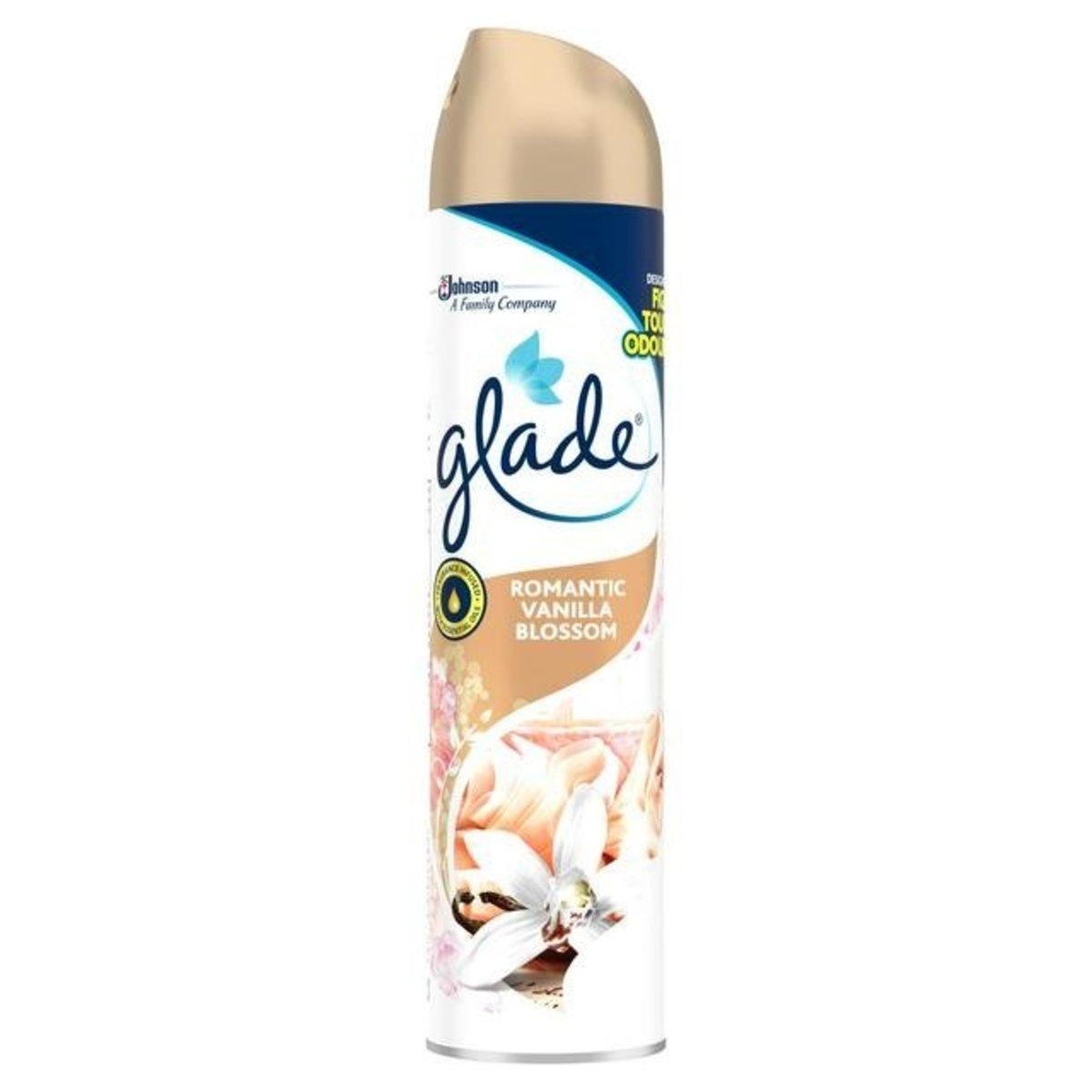Glade 空氣清新噴霧300ml - 櫻花香草 [平行進口產品]