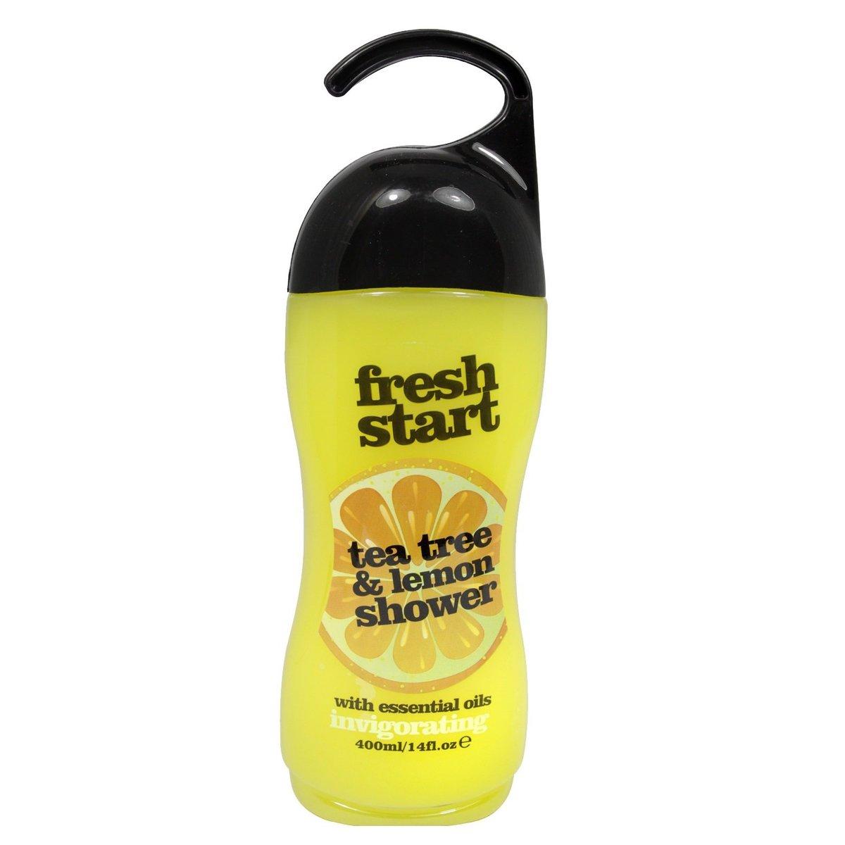 Fresh Start 沐浴露400ml - 茶樹+檸檬  [平行進口產品]