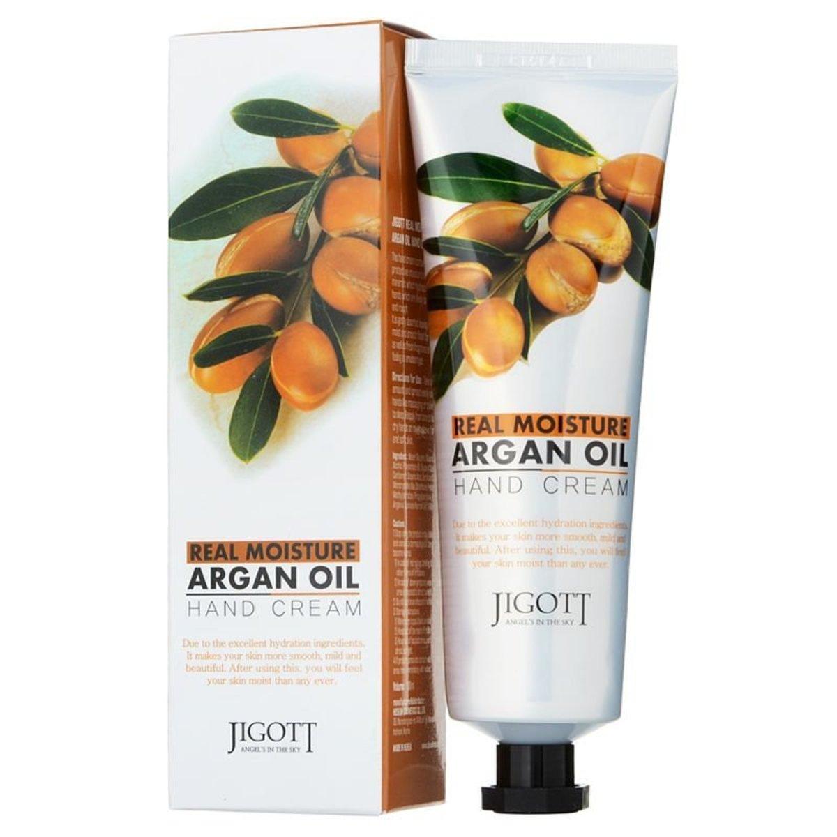 Real Moisture Hand Cream 100ml - Argan Oil    [Parallel Import Product]