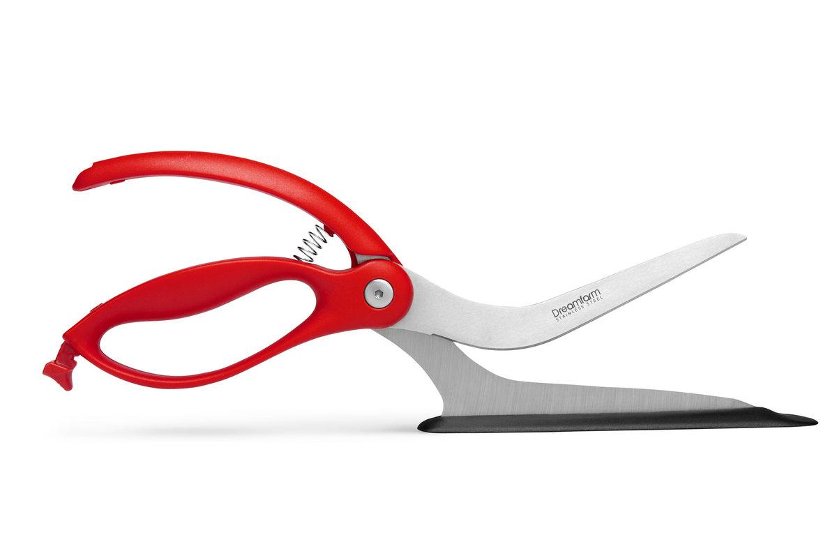 Scizza Pizza Scissors Red