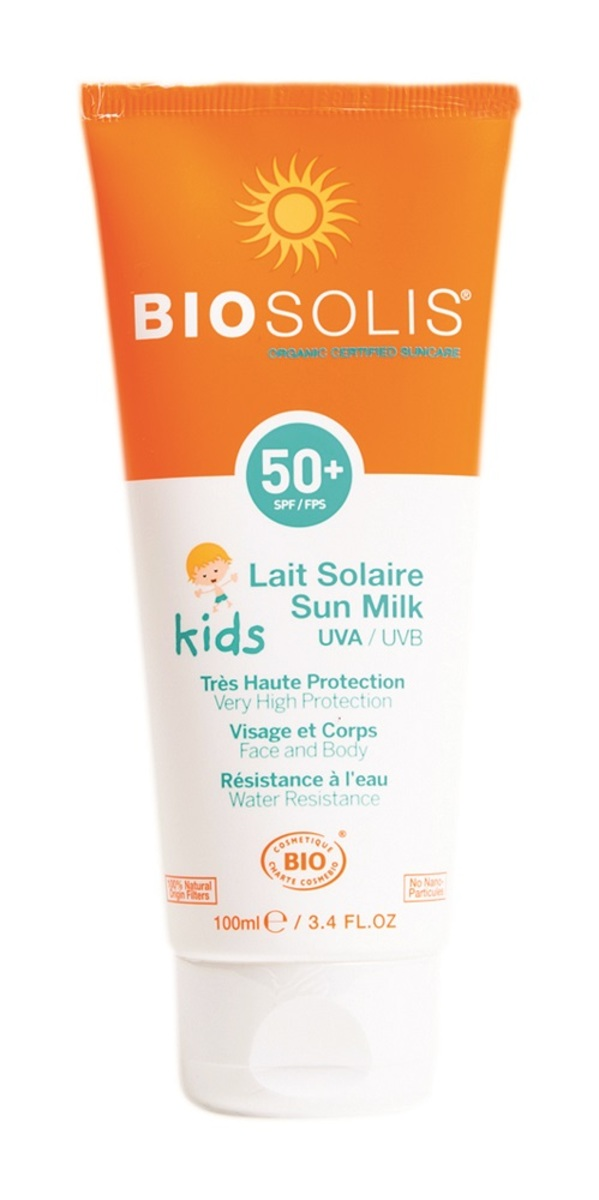Kids Sun Milk SPF 50+ (100ml)