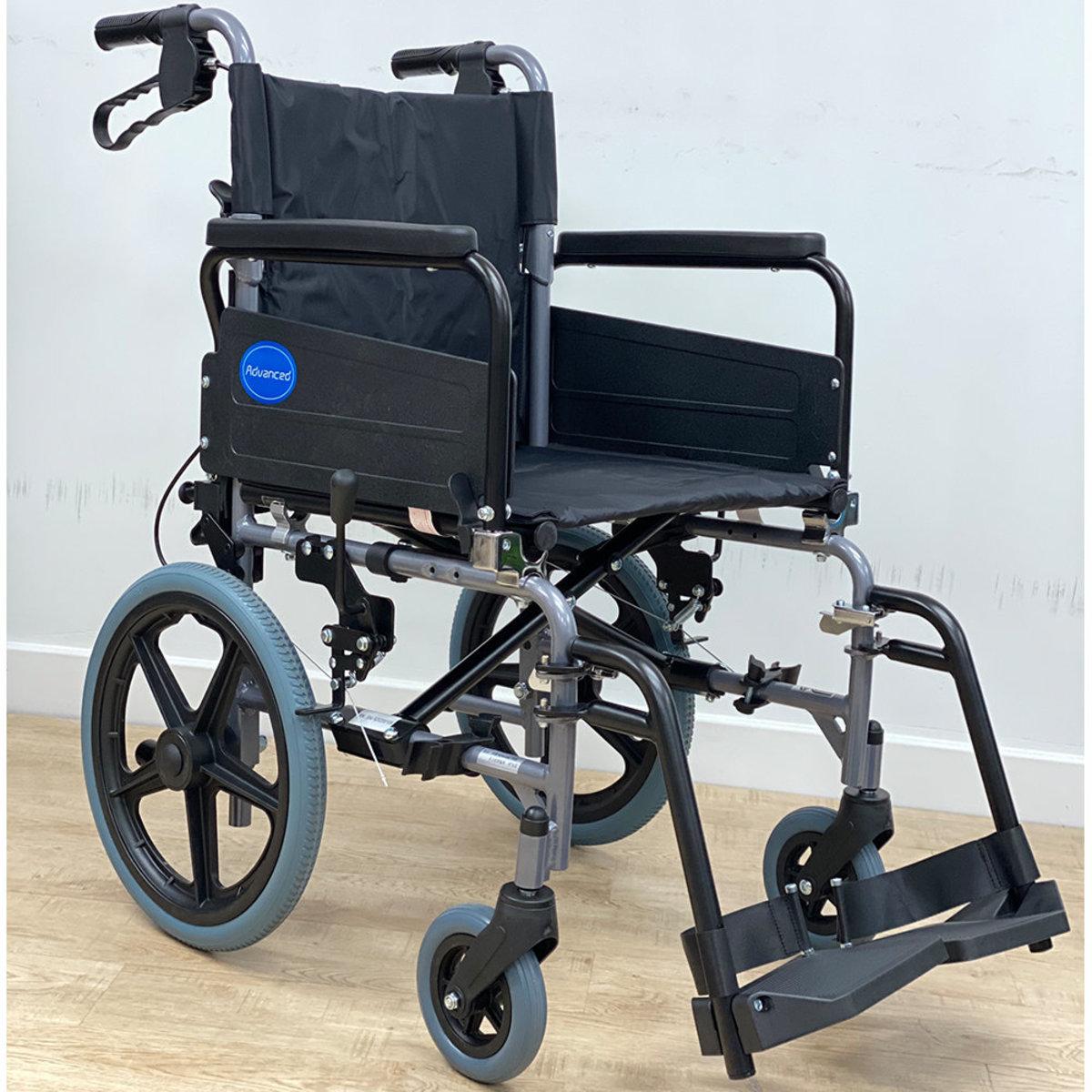 """7530 多功能輕輪椅 - 18""""座闊"""