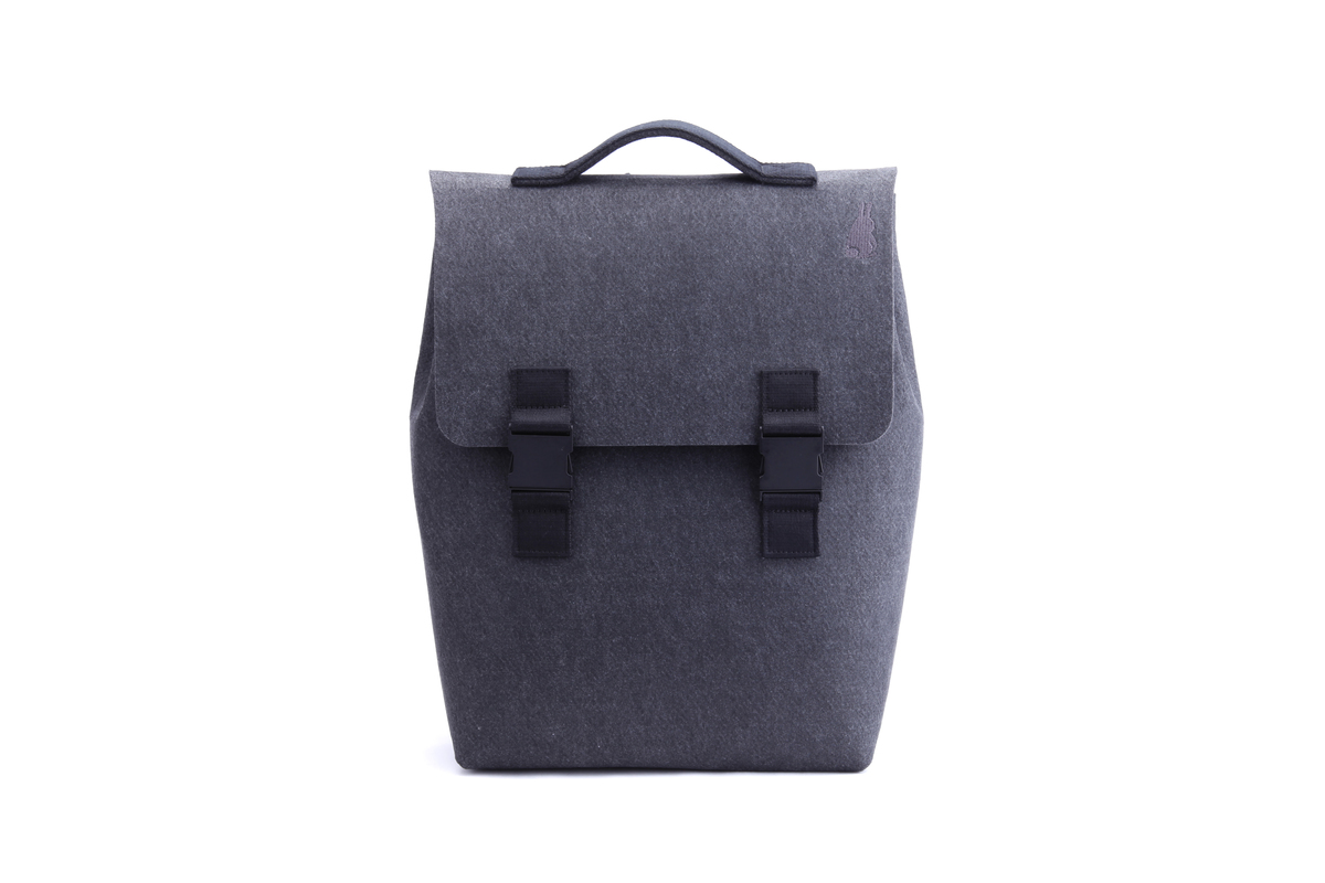 CARTER BACKPACK - CHARCOAL GREY - 10A00101AD