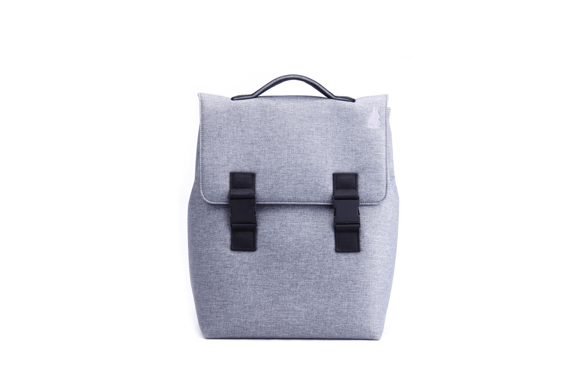 CARTER BACKPACK - MEDIUM GREY - 10A00506AD