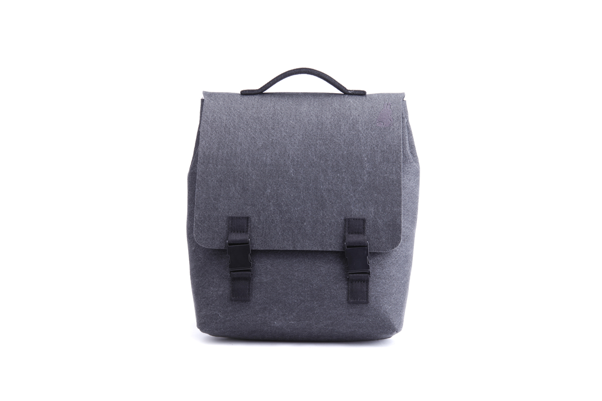 MINI CARTER BACKPACK - CHARCOAL GREY - 10A10101AD