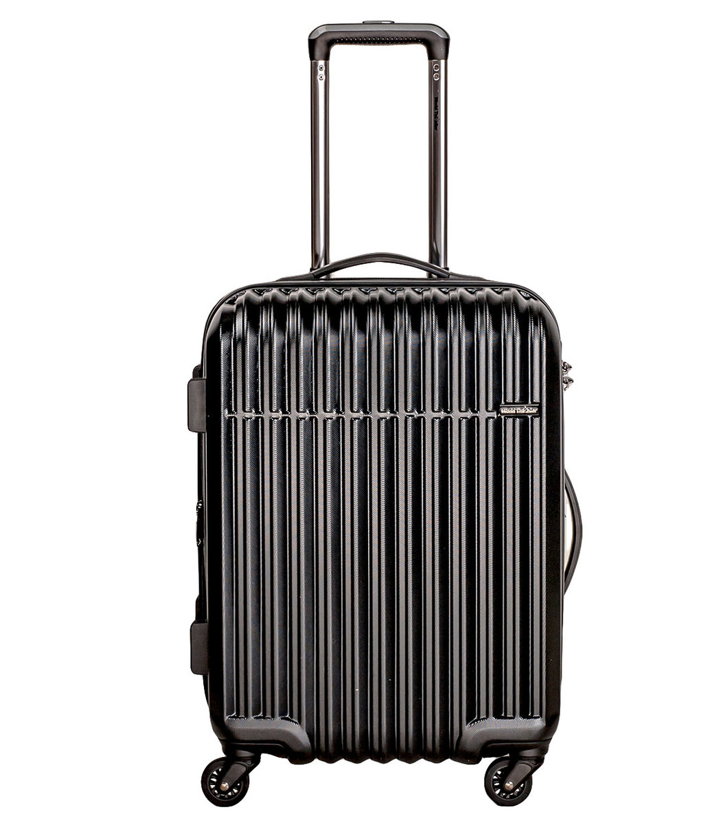 "World Traveller - TAIPEI 24"" (M) - Black - 17T46103-008"