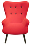 700 Leisure Chair(Red)